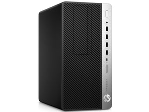 HP ProDesk 600 G3 Desktop, i3-7100 3.9GHz, 16GB RAM, 512GB SSD, Win10Pro