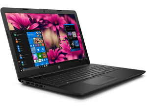 "HP 15.6"" HD Laptop, i3-8130U, 8GB RAM, 512GB SSD, DVDRW, Win 10 Pro"