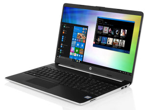 "HP 15.6"" HD Notebook, i5-8265U, 8GB RAM, 128GB NVMe, Windows 10 Home"
