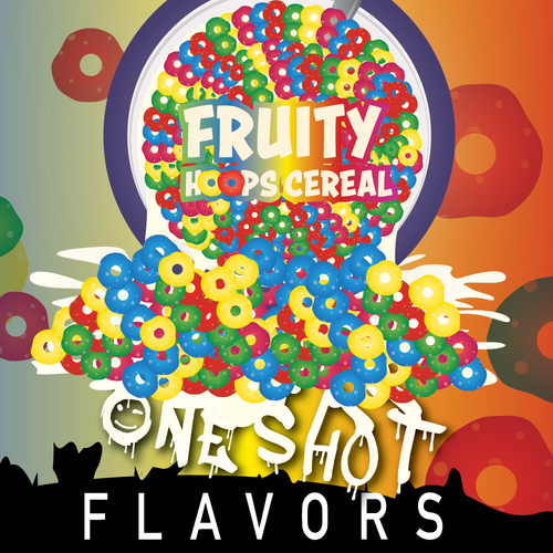 "Fruity Circles Cereal - One Shot ""DIY"" Kit"