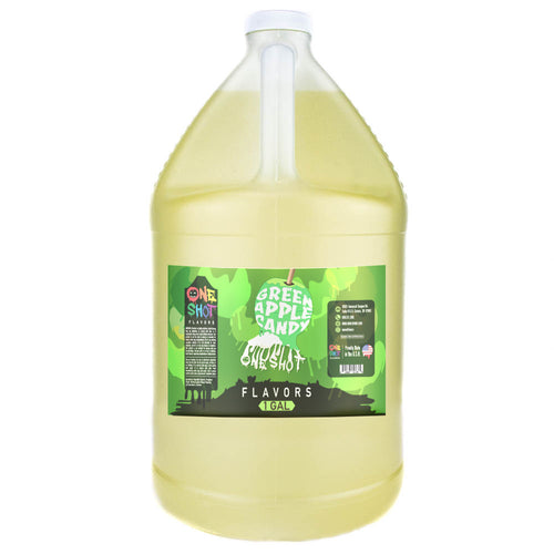Green Apple Candy - One Shot Liquid Flavored Concentrate