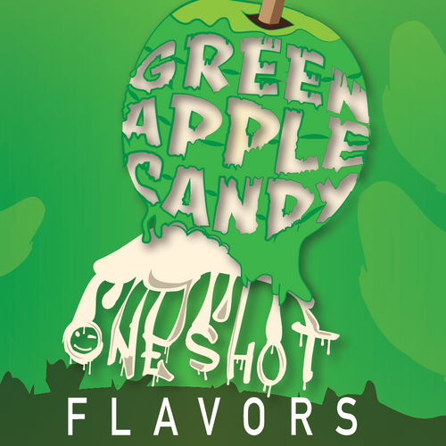 Green Apple Candy - One Shot