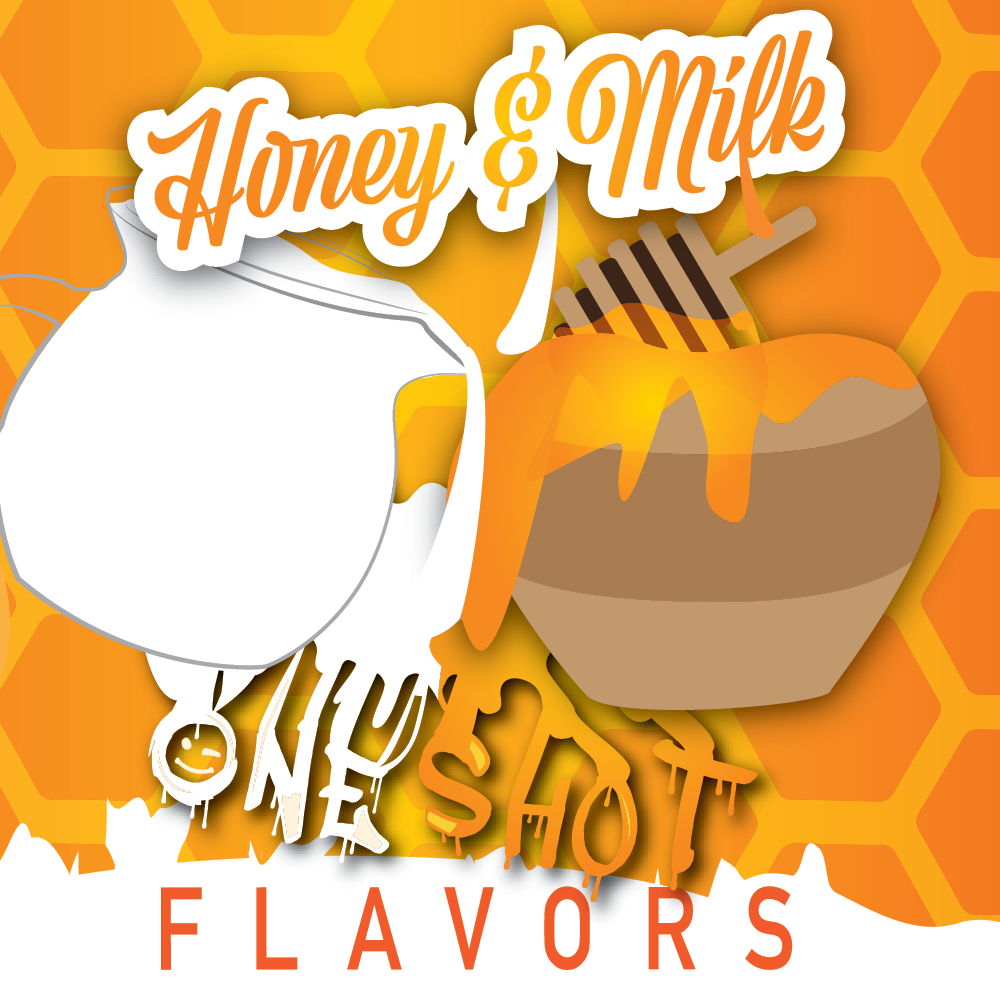 "Honey and Milk - One Shot ""DIY"" Kit"