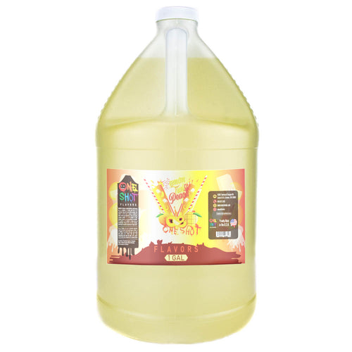 Lemon Twist (Peach) - One Shot Liquid Flavored Concentrate
