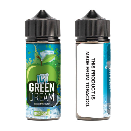 OOOFlavors E-Juice Green Dream * ICE