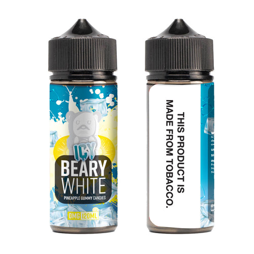 OOOFlavors E-Juice Beary White * ICE