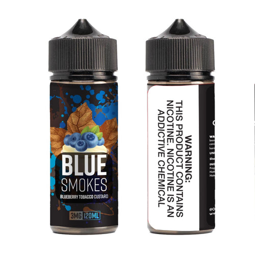 OOOFlavors E-Juice * Blue Smokes