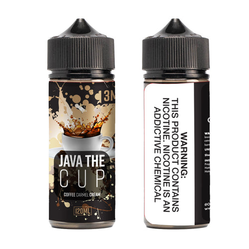 OOOFlavors E-Juice * Java The Cup'