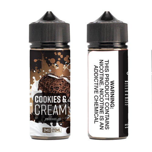 OOOFlavors E-Juice * Cookies & Cream
