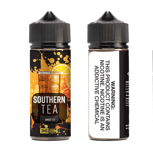 OOOFlavors E-Juice * Southern Tea