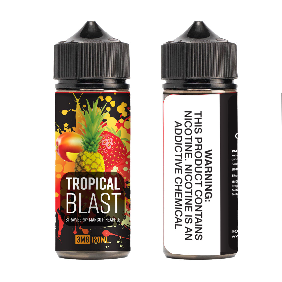 OOOFlavors E-Juice * Tropical Blast