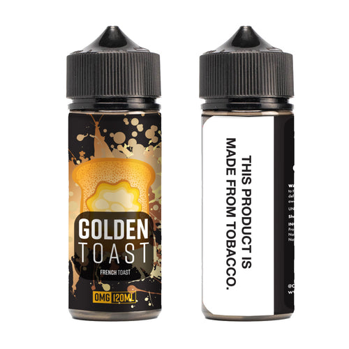 OOOFlavors E-Juice * Golden Toast