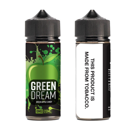 OOOFlavors E-Juice * Green Dream