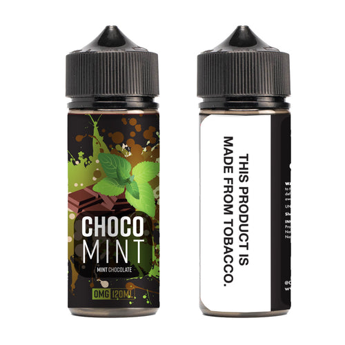 OOOFlavors E-Juice * Choco Mint