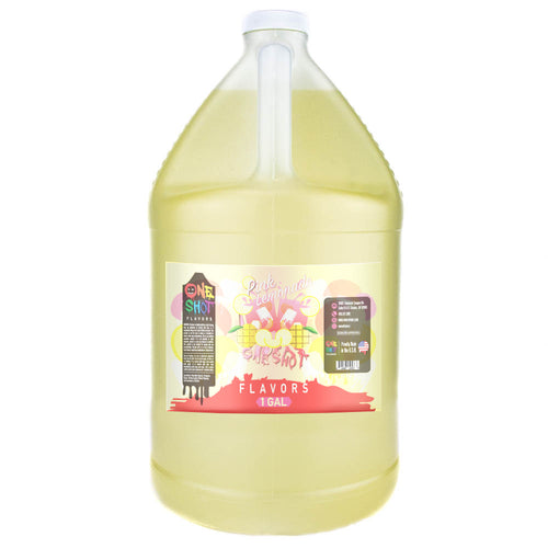 Pink Lemonade - One Shot Liquid Flavored Concentrate