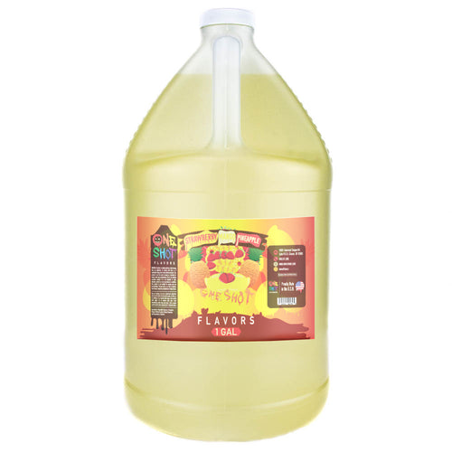Strawberry Mango Pineapple - One Shot Liquid Flavored Concentrate