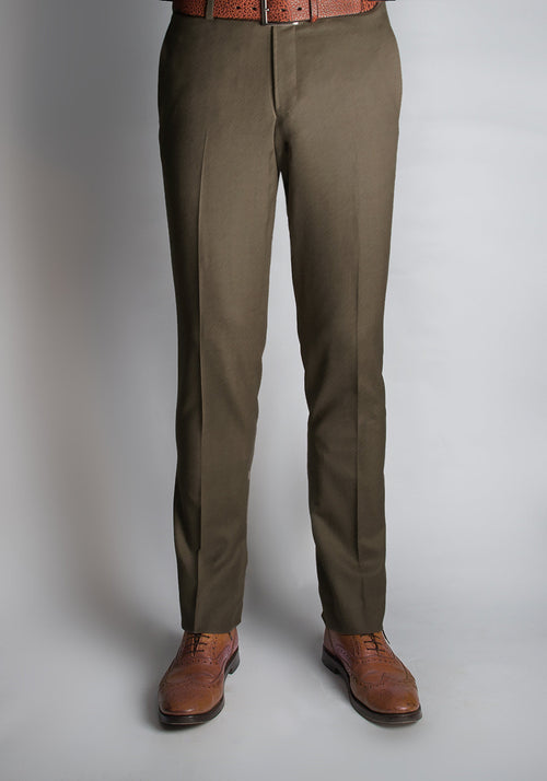 Whipcord Dress Pant