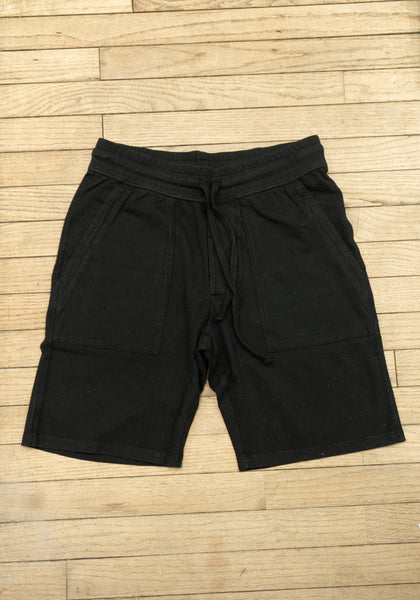 Pique Cotton Shorts