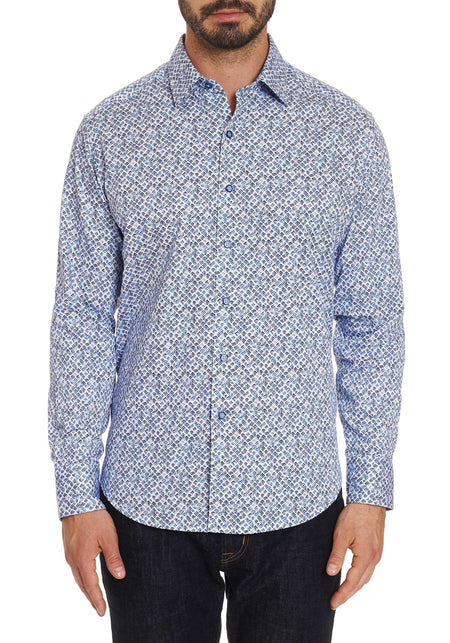 Myron Short Sleeve Sport Shirt