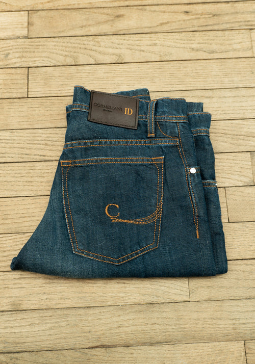 Corneliani Luxury Denim Jean