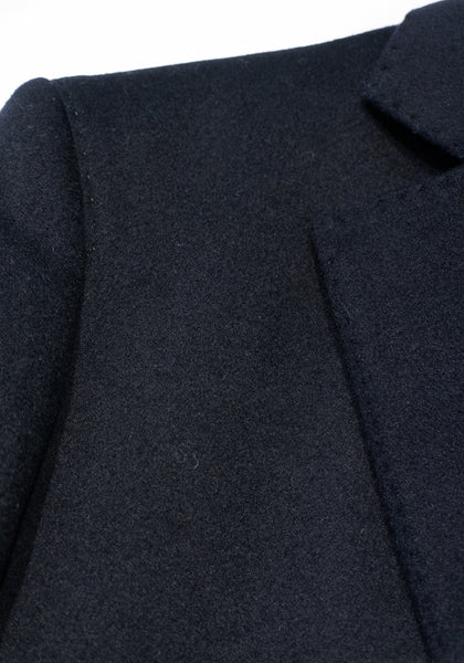 Cashmere & Wool Overcoat