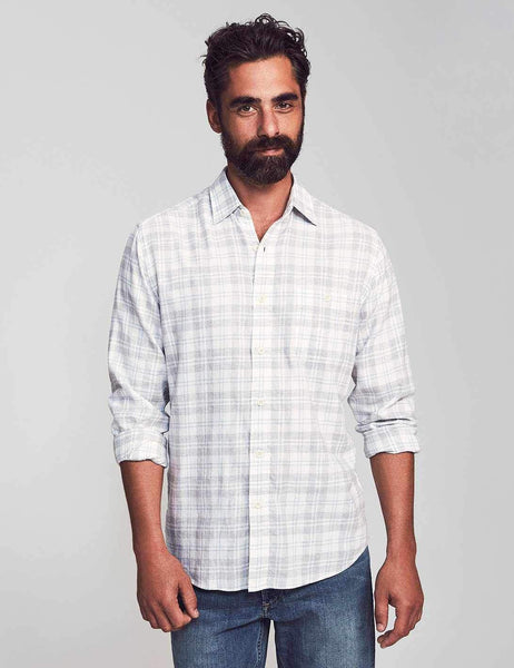 Faherty Slim Fit Cloud Cotton Everyday Shirt - Frank Stella Clothiers
