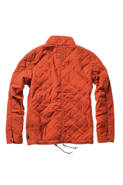 Quilted Patrol Jacket