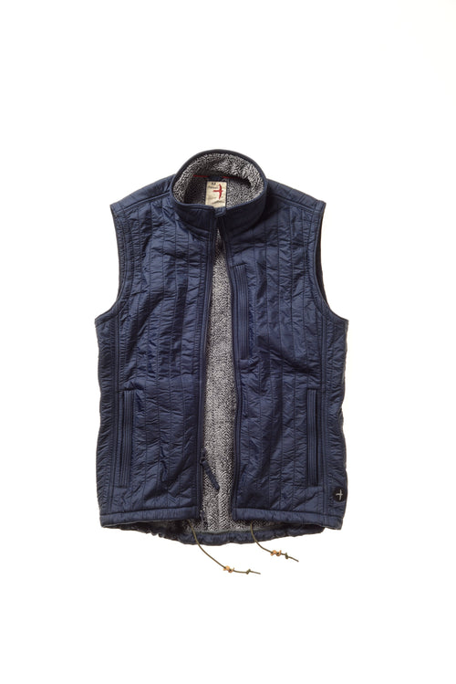 Vertical Windproof Vest