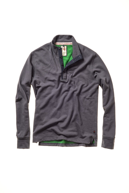 Shag Fleece Pop Zip