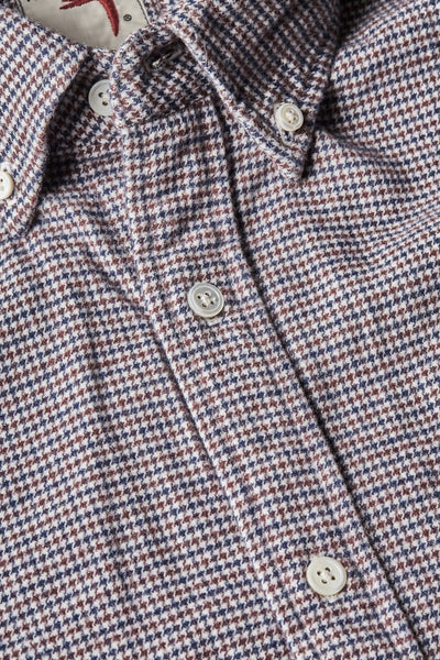 Relwen Cotton-Wool Flannel Twill - Frank Stella Clothiers