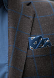 Zegna Windowpane Sport Coat