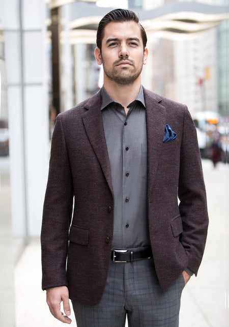Bright Blue Sport Coat