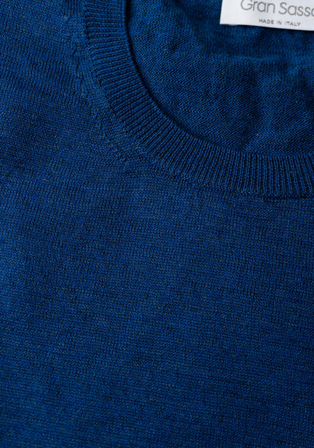 Fresh Cotton Vintage Wash Crewneck Sweater