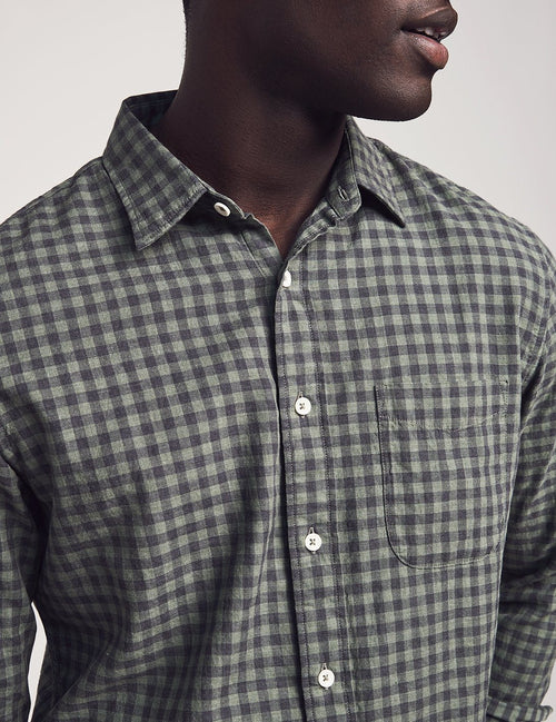 Faherty Cloud Cotton Everyday Shirt - Frank Stella Clothiers