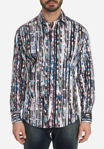 Robert Graham Cutting Room Sport Shirt - Frank Stella Clothiers