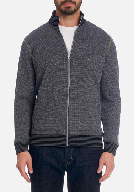 Linen & Cotton Long Sleeve Crew