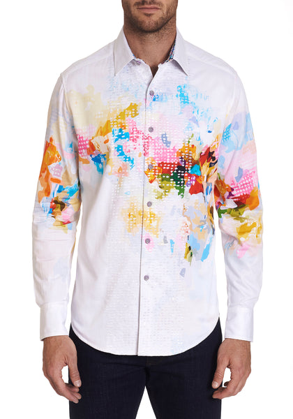 Robert Graham High Octane Sport Shirt - Frank Stella Clothiers