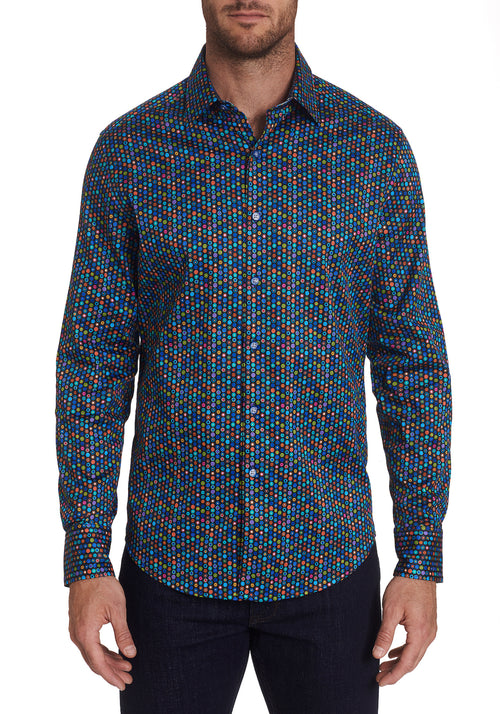 Robert Graham Fruit Cocktail Sport Shirt - Frank Stella Clothiers