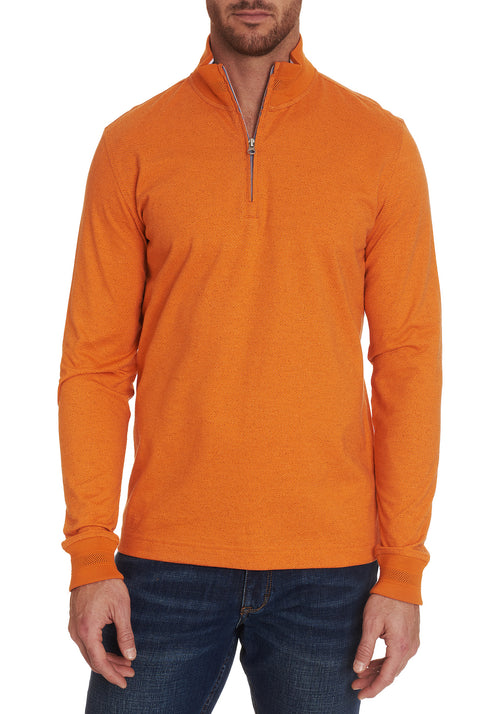Robert Graham Triple Crown 1/4 Zip Knit - Frank Stella Clothiers