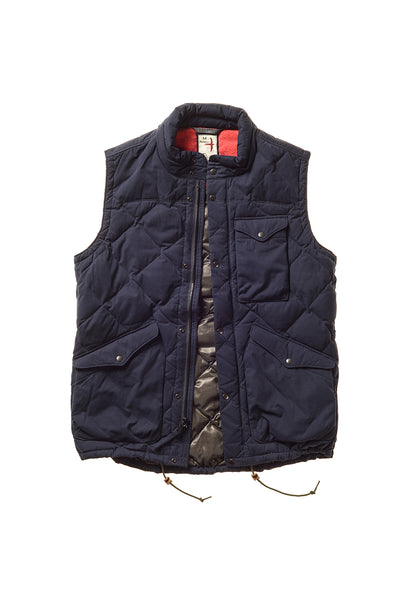 Down Diagonal Vest