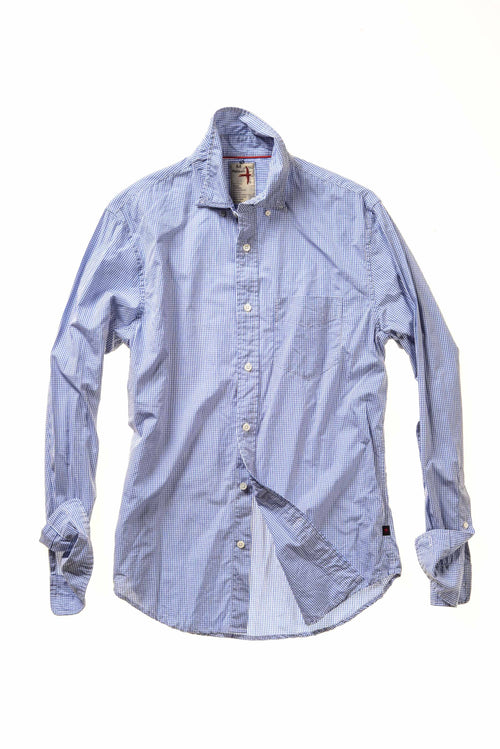 Bowline Blues Sport Shirt