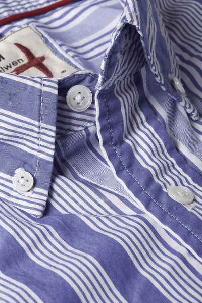 Relwen Midship Stripes - Frank Stella Clothiers