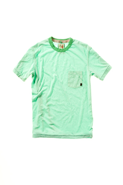 Ringer Pocket Tee