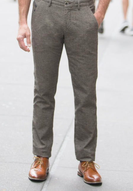 Wool Serge Dress Pant
