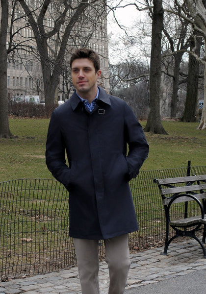 Loro Piana Spring Raincoat