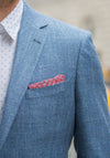 Frank Stella Light Blue Loro Piana Sport Coat - Frank Stella Clothiers