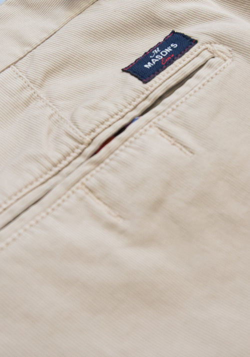 Corded Cotton Pant