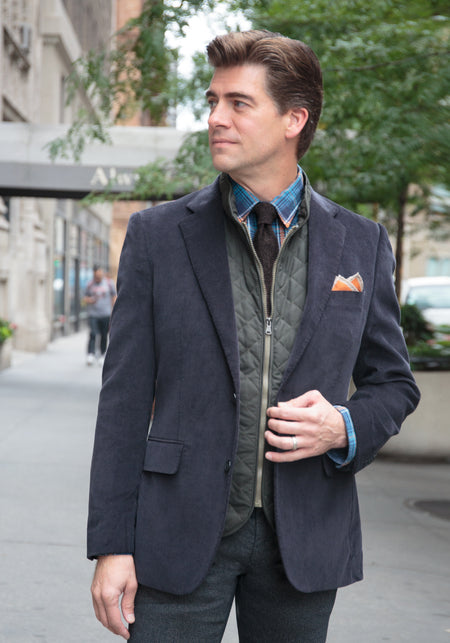 Harris Tweed Sport Coat