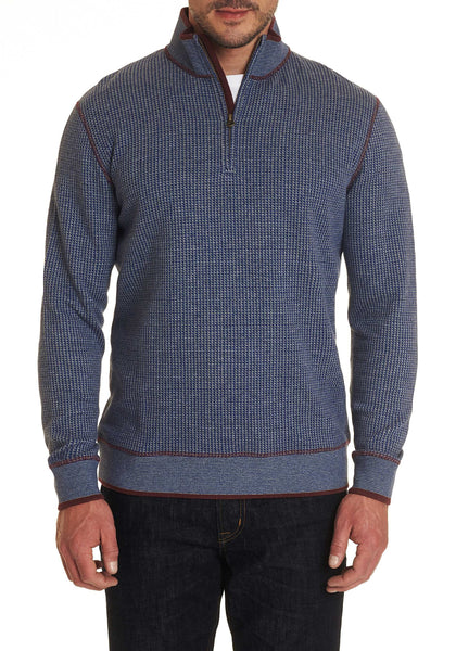 Firth 1/4 Zip Knit