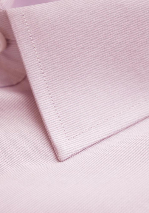 Frank Stella Pink Stripe French Cuff Dress Shirt - Frank Stella Clothiers
